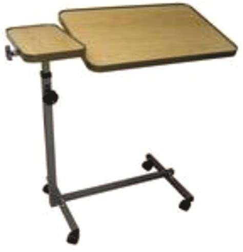 bed or chair tray table home healthcare equipment