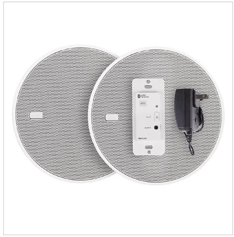 Bluetooth Audio Receiver For Ceiling Speakers Shelly