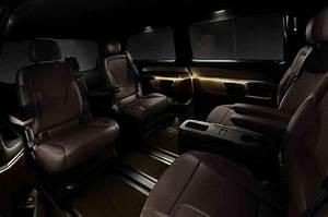 Mercedes Vito Interieur : int rieur mercedes classe v ~ Maxctalentgroup.com Avis de Voitures