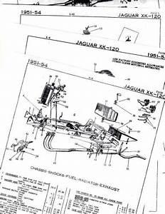 find jaguar xj6 xj12 body parts list crash data sheets mf With 1953 jaguar c type