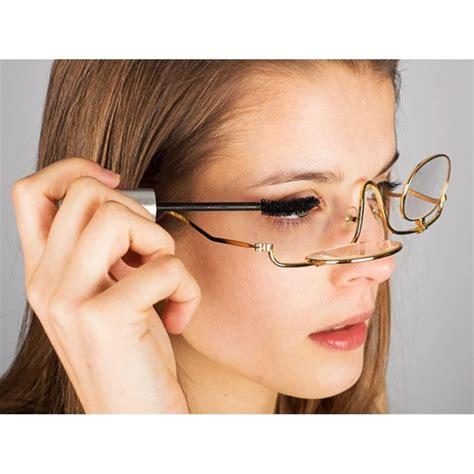 lunette loupe de maquillage lunettes loupe pour le maquillage senior tout puissant