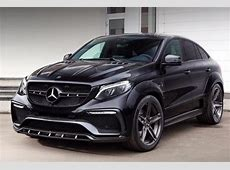 """Preview TopCar Mercedes GLE Coupe """"Inferno"""""""