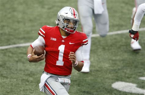 Ohio State beats Indiana but Justin Fields likely lost the ...