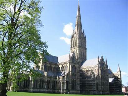 Salisbury Cathedral Moving Tours England Neon Guided