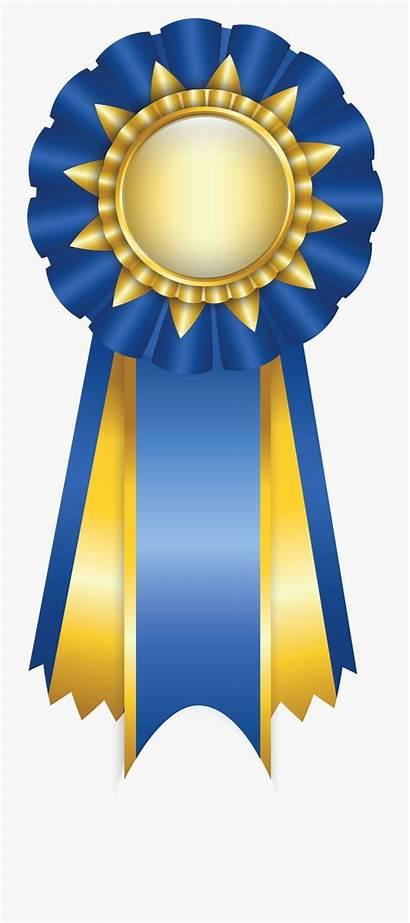 Ribbon Graduation Clipart Award Clip Purple