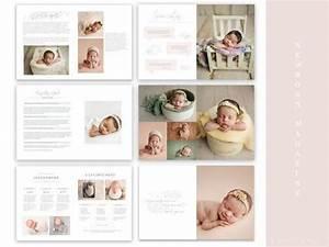 Newborn Photography Magazine Template - Newborn Session Prep Guide