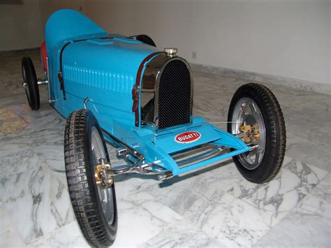Is the bugatti baby ii electric type 35 remake a cheap bugatti or an expensive toy? RM Sotheby's - Baby Bugatti 'Type 52' Recreation by Winkler | Monaco 2018
