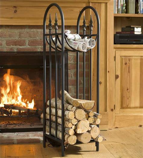 wood holder for inside fireplace 14 best firewood racks for winter 2018 indoor firewood 1940