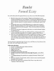 Modest Proposal Essay Examples Hamlet Discussion Questions Act  Scene  Sitekey Buy Essays Cheap 5 Paragraph Essay Topics For High School also Proposal Essay Topics Hamlet Essay Questions Persuasive Essay About Pollution Hamlet Essay  Examples Of Essay Proposals