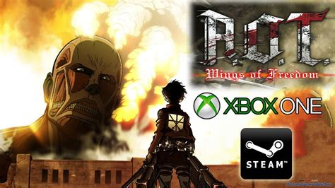 The game will remain free Attack on Titan Xbox One and PC-Steam Game CONFIRMED! [AoT Wings of Freedom Gameplay Trailer ...