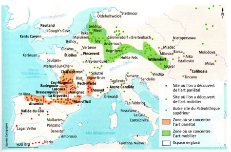 Carte Des Grottes Préhistoriques En by 3 2 1 R 201 Partition G 201 Ographique De L Pari 201 Tal Europ 201 En