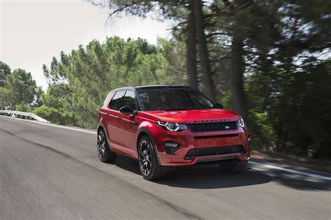 land rover discovery hse 2017 land rover discovery sport preview