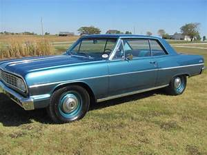 1964 Chevrolet Chevelle Malibu Big Block 4 Speed Posi Not