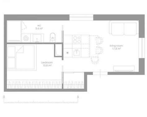 Ultra Tiny Home Design 4 Interiors 40 Square Meters by Cool Ultra Tiny Home Design 4 Interiors 40 Square