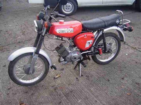simson s51 elektronik simson s51 elektronik moped mokick 50ccm mit 4 bestes