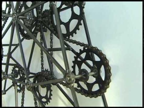 lift kinetic art sculpture  jennifer townley youtube