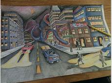 Perspective City SVHS Art