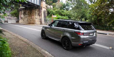 Range Rover Sport 2017 Review by 2017 Range Rover Sport Sdv8 Hse Dynamic Review Caradvice