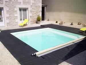 Piscine Enterrée Coque : piscine enterr e en coque polyester hainaut ~ Melissatoandfro.com Idées de Décoration