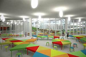 Arhis Architects  Kindergarten In Riga
