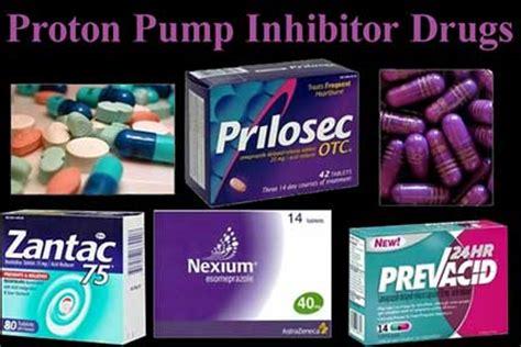 proton pump inhibitor medication wagners