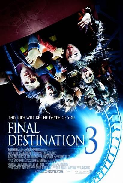 Destination Final Poster Wiki 2006 Three Wikia