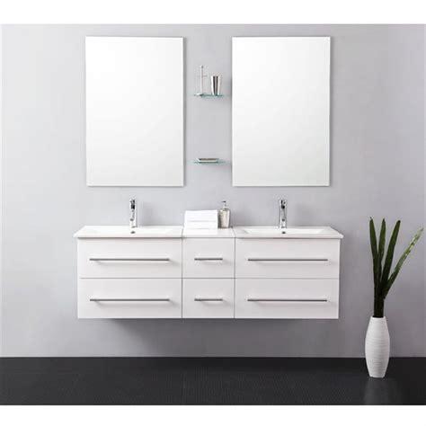 kit salle de bain blanc salle de bain complete tous les produits mobilier cuisine