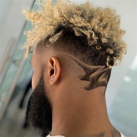 odell beckham jr hairstyles men hairstyles world