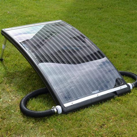 Waerme Der Sonne Die Solarheizung by Hecht 305810 Solar Poolheizung Solarheizung