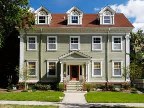 Top Photos Ideas For Federal Colonial House Plans by Colonial Architecture Hgtv