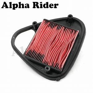 Alpha Rider Motorcycle Air Filter Intake Cleaner For Honda
