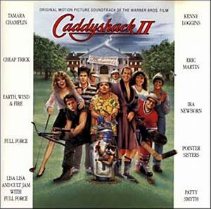 Caddyshack II- Soundtrack details - SoundtrackCollector.com