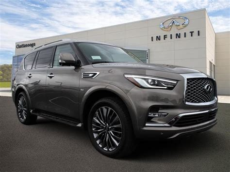 Infiniti Qx80 Picture by 2019 Infiniti Qx80 Trunk Space Infiniti Cars Review