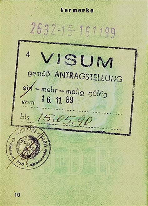 visa buero fuer internationale beziehungen