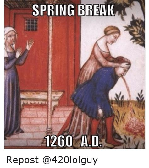 25 best memes about funny and spring break funny and