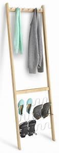 Range Chaussures De Porte : porte manteaux avec range chaussures leanera ~ Melissatoandfro.com Idées de Décoration