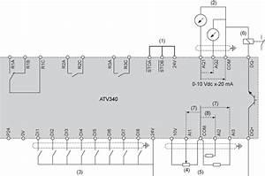 Atv340d30n4e - Altivar Machine - Variateur - 30kw