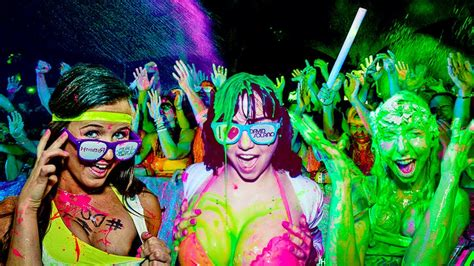 life  color    quirkiest party  miami early