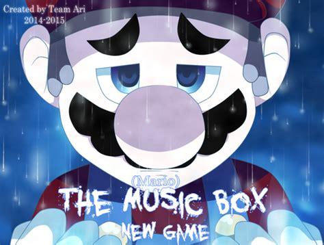 Mario The Music Box (video Game)