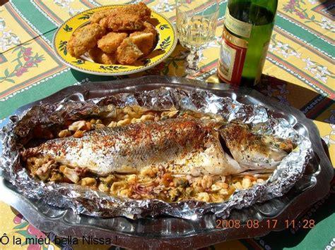 cuisiner le loup de mer bar loup de mer méditerranée à ma façon l 39 amitié dans