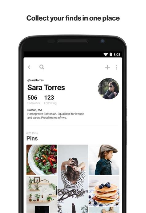 pinterest  android    software reviews
