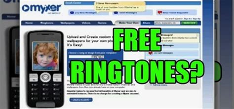 How To Get Free Ringtones To Your Cell Phone « Smartphones