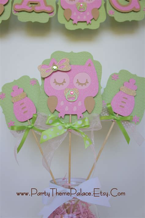 Owl Baby Shower Decorations - owl baby shower decorations baby showers