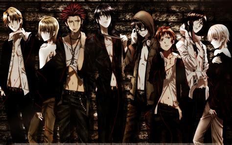 K Project Anime Wallpaper - k project wallpaper zerochan anime image board