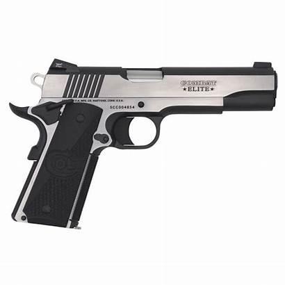1911 Colt 9mm Pistol Combat Government Semi