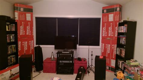 bass trap test bass trap test did this fail home theater forum and