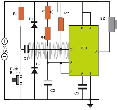 Simple Timer Circuits Using Adjustable From
