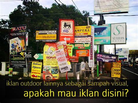 perkembangan videotron  indonesia iklan videotron