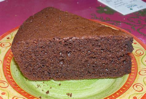 cuisine 750g recette gateau au chocolat classique