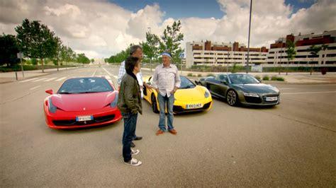 Top Gear Supercar Convertibles